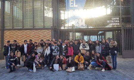 Activitats culturals i de descoberta amb l'alumnat d'ESO
