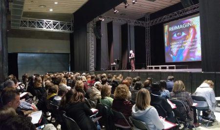 L'Escola Arrels reuneix 150 docents amb un interès comú: el neuroaprenentatge i la innovació educativa