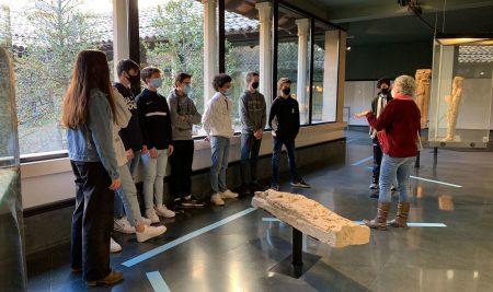 Projectes, tallers i descobertes a l'ESO d'Arrels